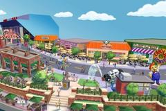 'The Simpsons' theme park to open at Universal Studios Florida this summer