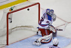 NHL playoffs 2013: Boston Bruins eliminate New York Rangers